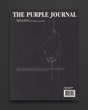 d1d00b94ce0d3 THE PURPLE JOURNAL No. 9
