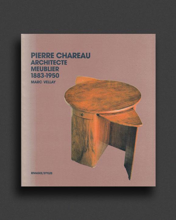 Pierre Chareau World Food Books