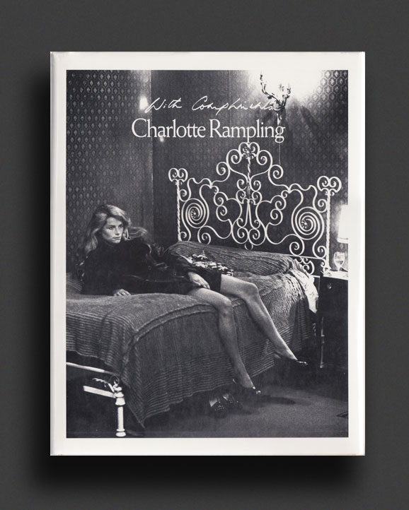 Charlotte Rampling: With Compliments   World Food Books