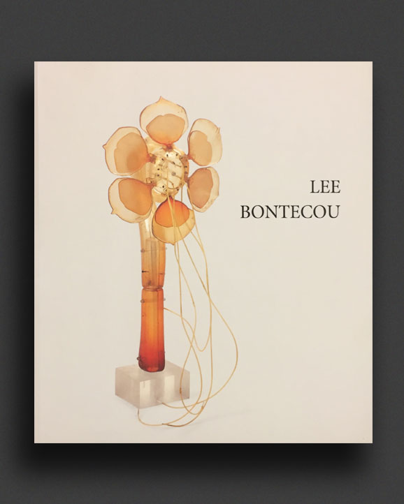 Lee Bontecou | World Food Books