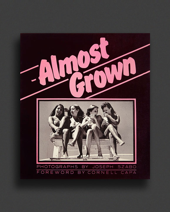 Almost Grown | World Food Books