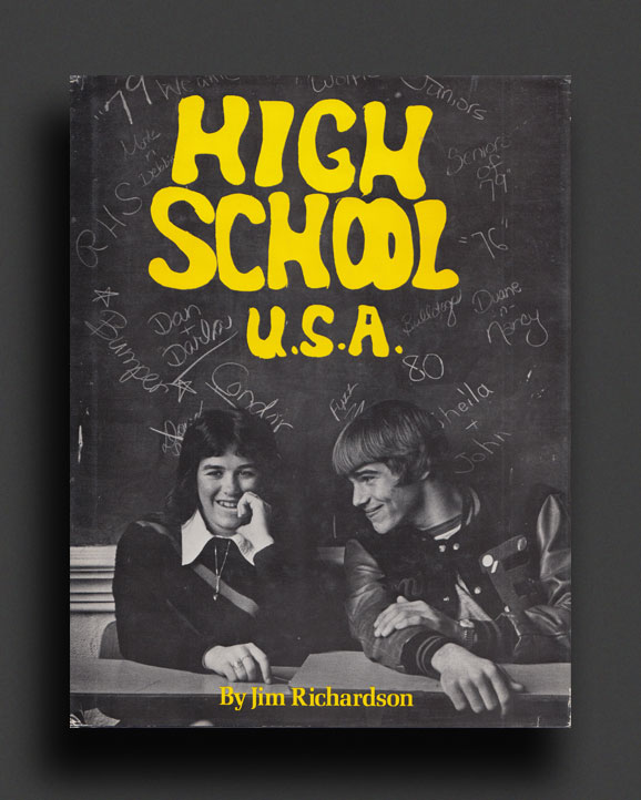 High School Usa World Food Books