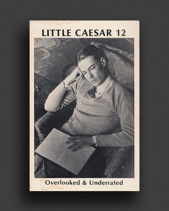 afb40cd6c71 Little Caesar 12: Overlooked & Underrated | World Food Books
