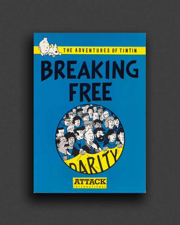 Breaking Free   The Adventures of TinTin  1ce095302529