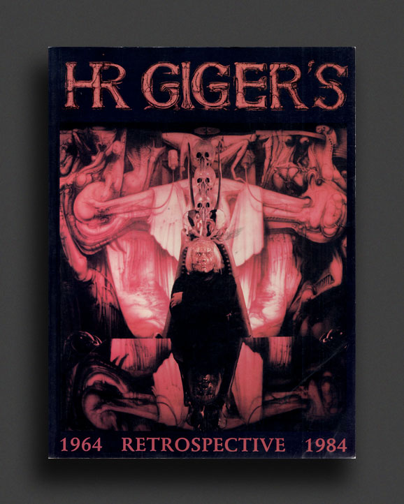 H R  Giger's Retrospective 1964-1984 | World Food Books