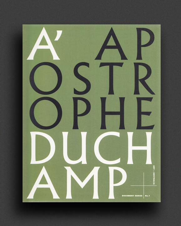 d8f8c5d0ac Apostrophe Duchamp