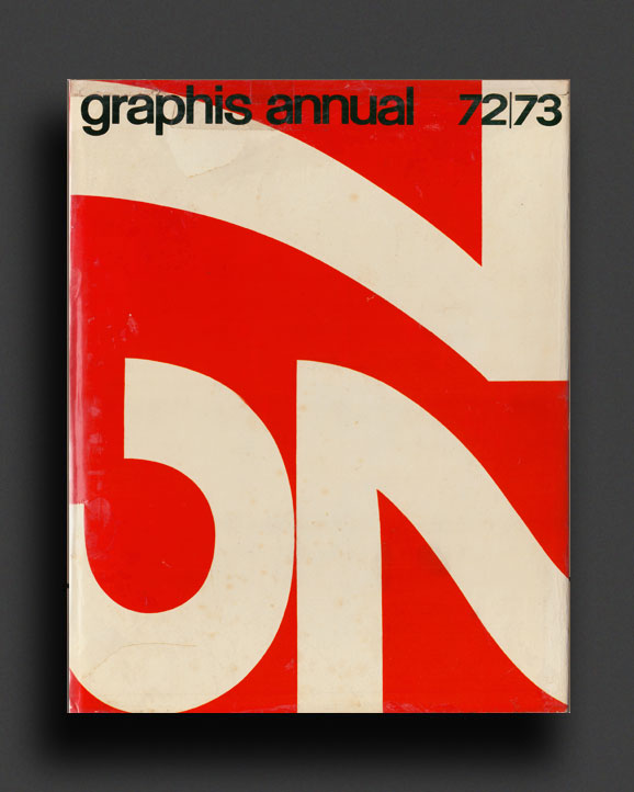 Graphis Annual '72/73 | World Food Books