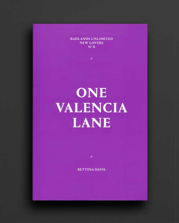 1dbe3573b0be9 One Valencia Lane (New Lovers 8)