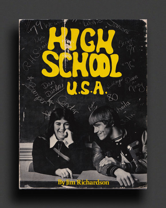30173935b88 High School U.S.A. | World Food Books